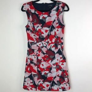 The Limited Abstract Floral Print Dress